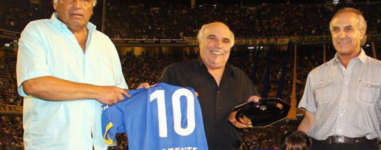 """Maradona lo eligió como uno de sus ídolos, en Boca se destacó como verdugo de River y hoy trabaja en una fábrica de trofeos: """"Tengo más premios que Messi y Cristiano Ronaldo"""""""