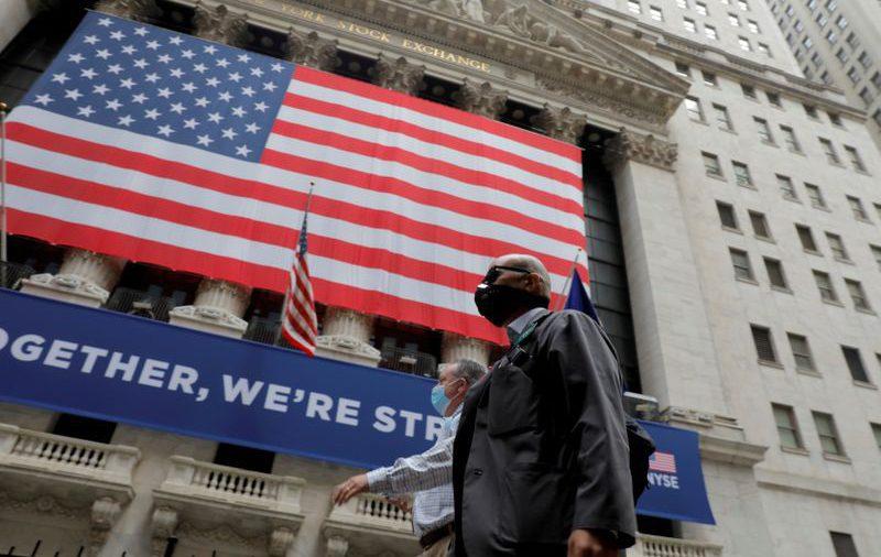 Apuestas por más estímulos impulsan a Wall Street en semana ajetreada por resultados