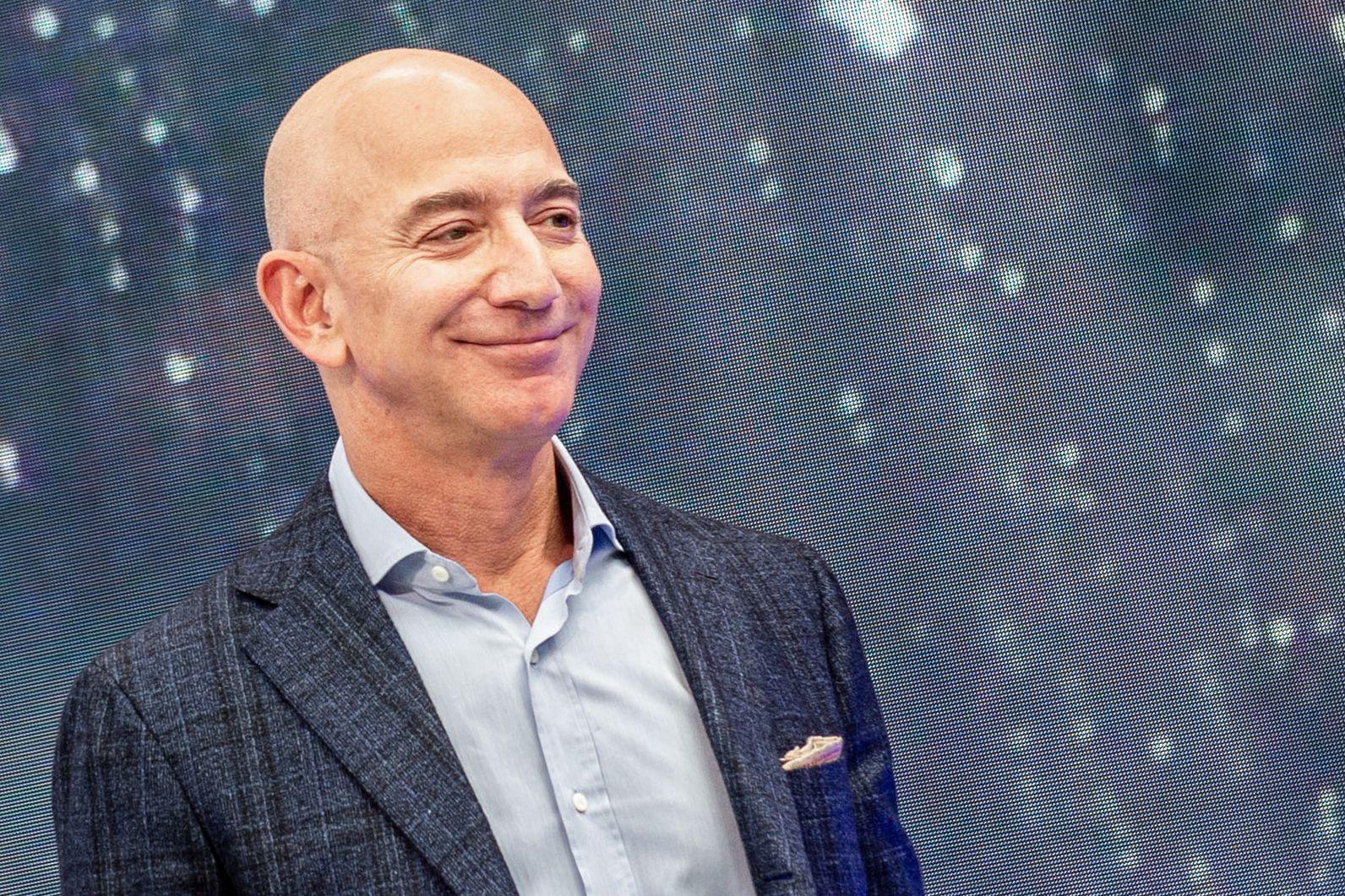 Jeff Bezos, fundador y CEO de Amazon (Europa Press/DPA)